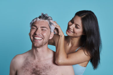 Caffeine, Saw Palmetto & Biotin – The Holy Trinity for Men's Hair Care